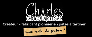 Charles chocolartisan 100% naturel