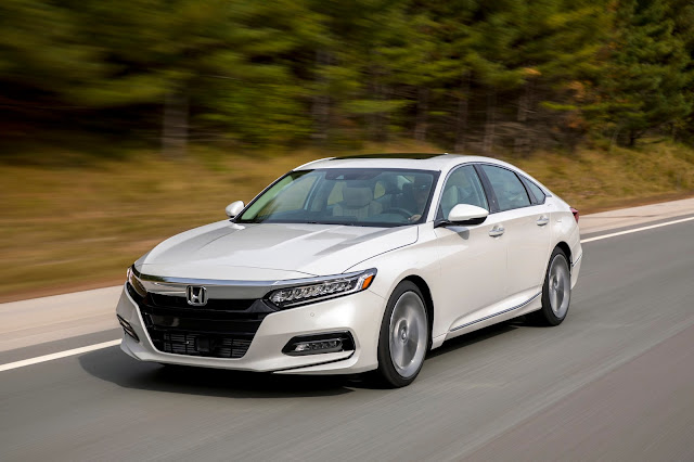 Autotrader Names 2018 Honda Accord A Must Test Drive Award Winner