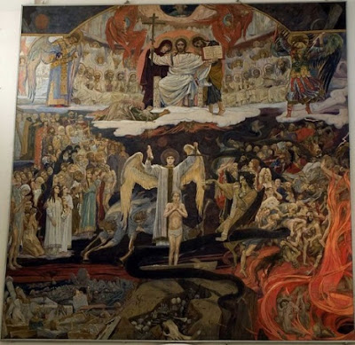 Last Judgement endtimes prophesies society