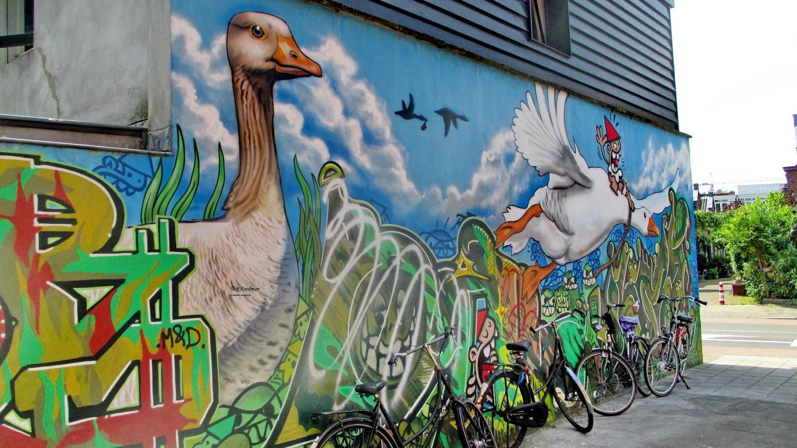 Graffiti wall utrecht - Utrecht Netherlands