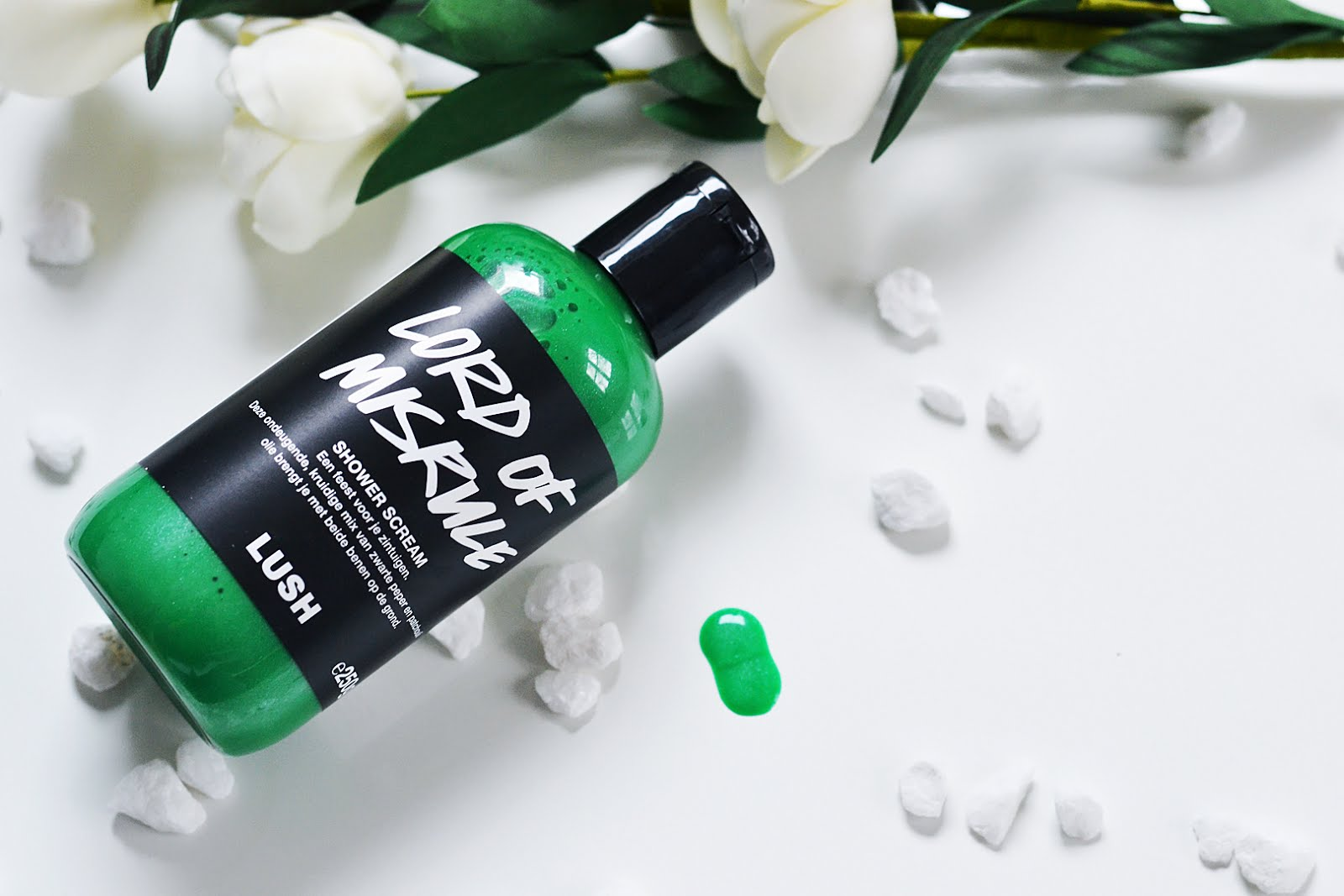 Lush, lord of misrule, shower gel, belgian fashion blogger, belgische mode blogger