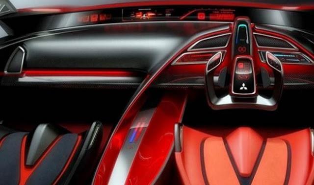 2018 Mitsubishi 3000GT Specs