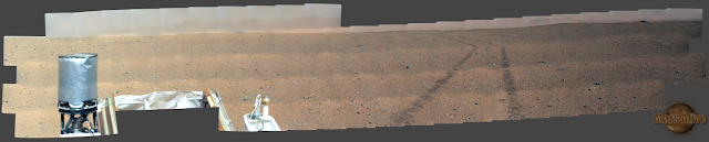 Sol 44 Curiosity Right Mastcam (M-100) Journey to Glenelg