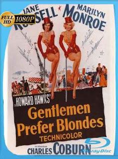 Los caballeros las prefieren rubias 1953 HD [1080p] Latino [GoogleDrive] DizonHD