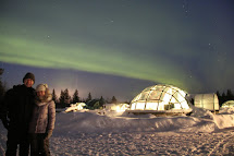 Jamie Finland And Estonia - Northern Lights Itinerary