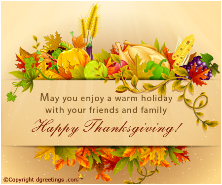Thanksgiving Message To Colleagues 2018