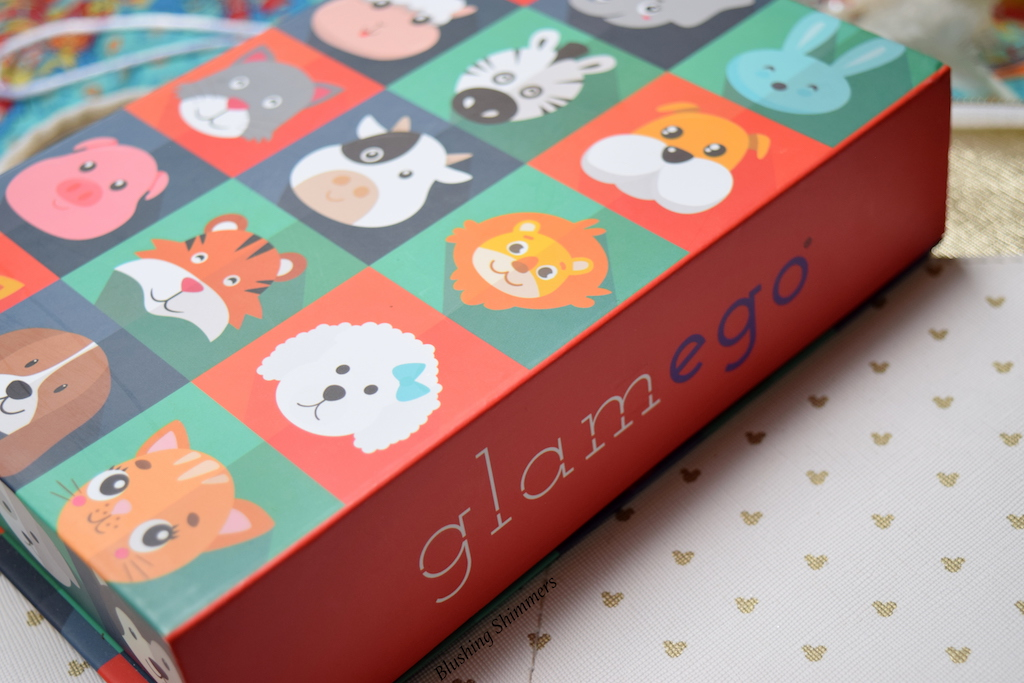 Glamego September Box Unboxing