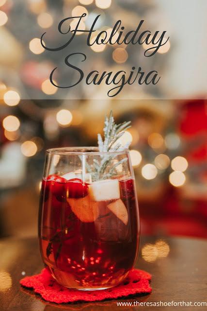 holiday sangria