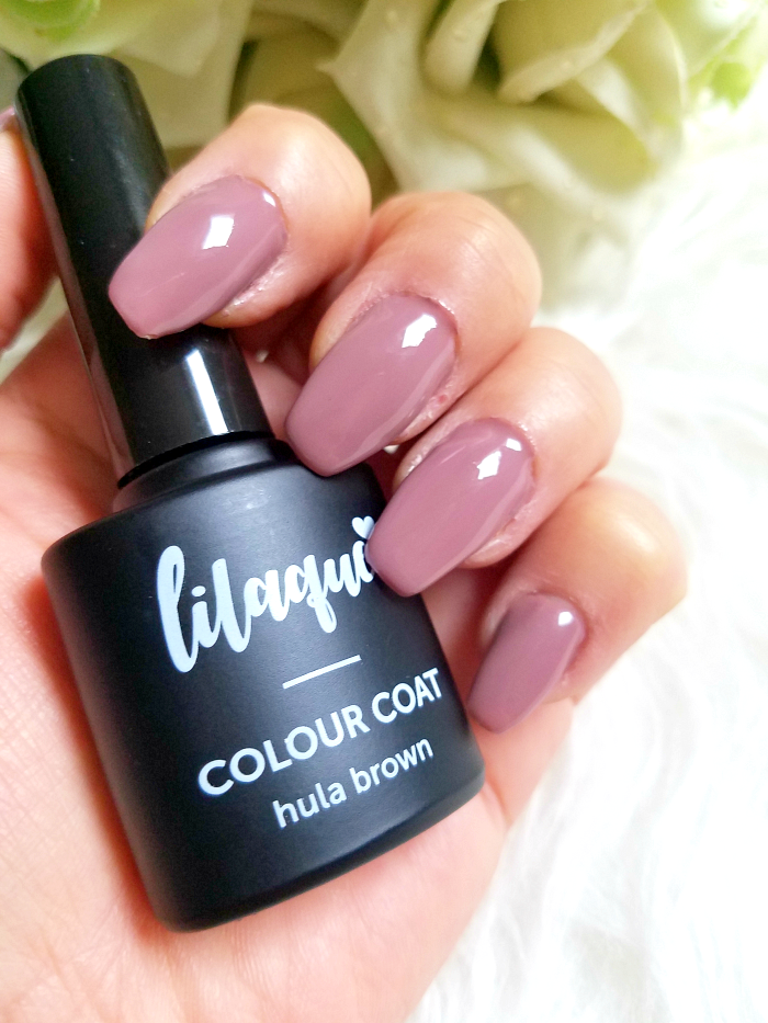 lilaque - UV Nagellacke mit 14 Tagen Haltbarkeit review color coat hula brown madame keke