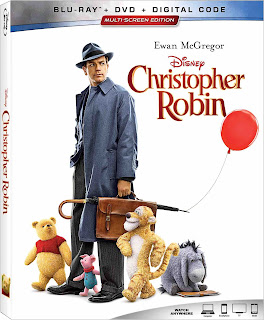 Disney's Christopher Robin movie