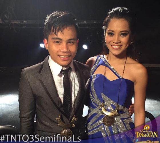 Noven Belleza, Eumee Capile enter 'Tawag ng Tanghalan' Grand Finals