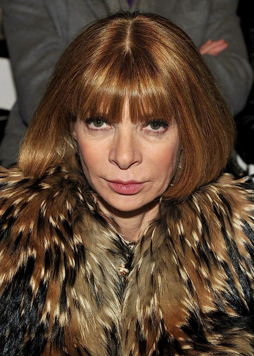 Anna Wintour Banned Ariana Grande From Wearing Ponytail: Anna Wintour, With All Due Respect...