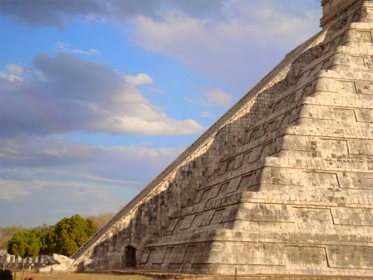 El Castillo – the Most Famous Building of the Mayan Era, Mexico