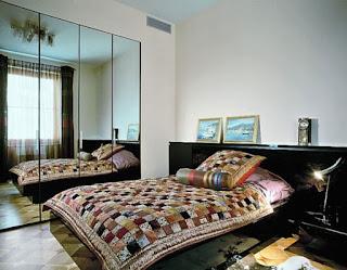dekorasi kamar tidur kecil yang cantik