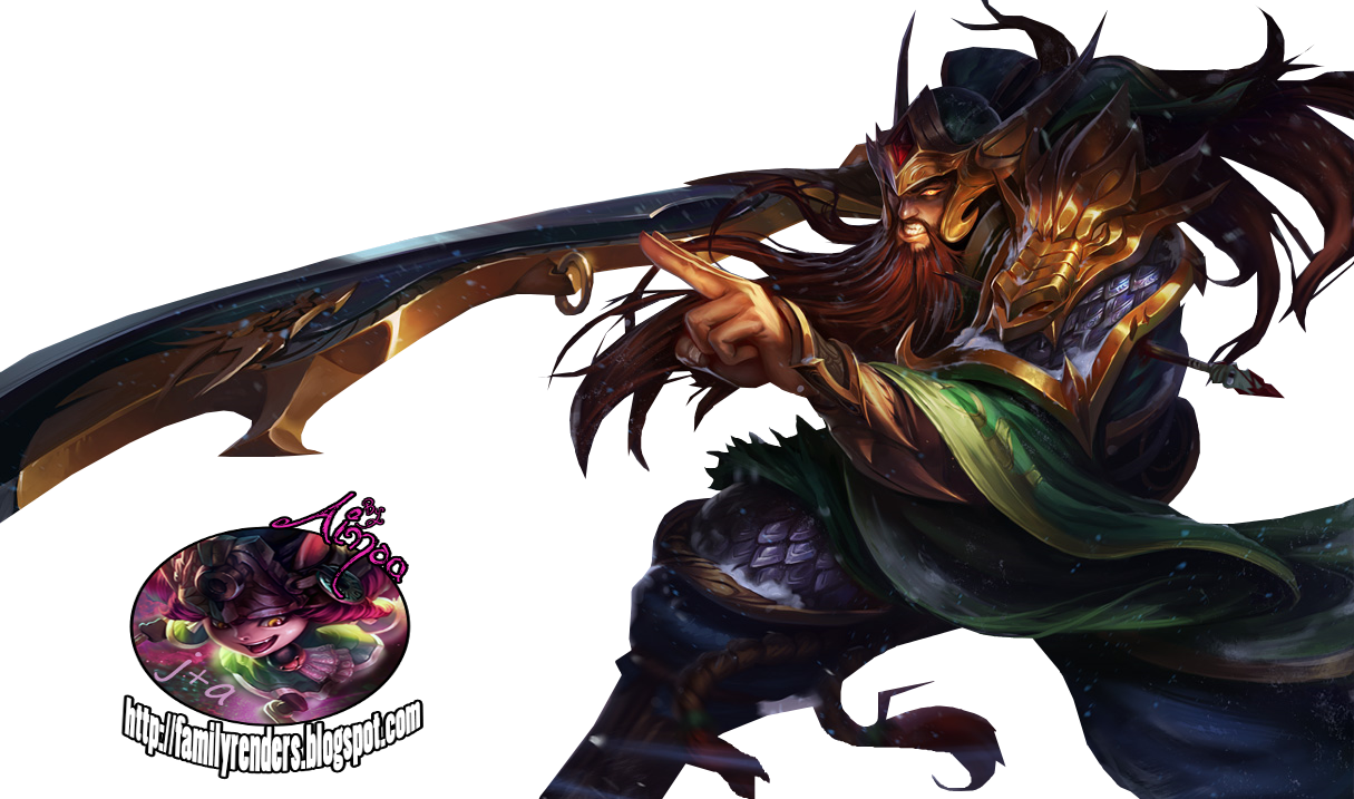 PNG-Warring Kingdoms Tryndamere