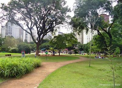 São Paulo - Parque do Povo (Itaim)