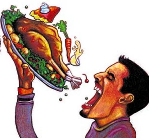 Sabías que: ] ¿Cuál es la máxima cantidad de comida que cabe en el estómago?