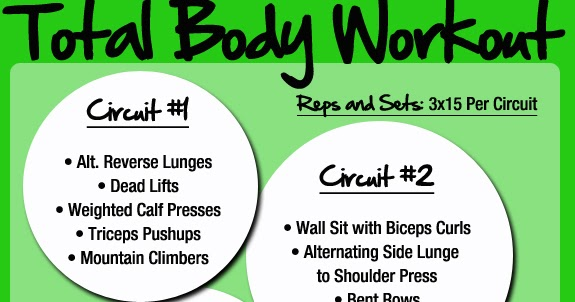 051fd8eae A Daily Dose of Fit  Workout Wednesday  45-Minute Total Body Workout
