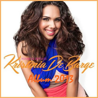 Kristinia DeBarge Album Young and Restless cover