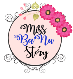 Watermark / Logo Blog Miss BaNu StoRy 2017