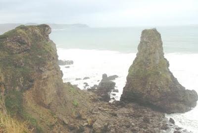 proximidades de la playa de La Espasa