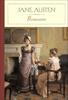 Persuasion by Jane Austen book cover and review
