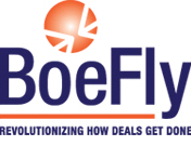 BoeFly logo: Revolutionizing how deals get done