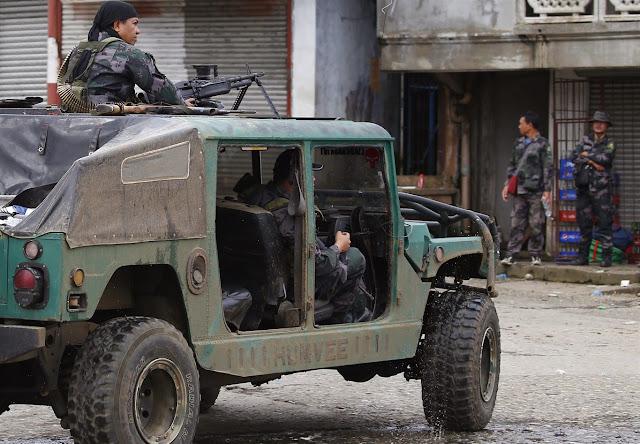 3 Warga Malaysia Antara Militan Terbunuh Di Marawi