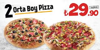 Pizza Hut Gel Fırsat ve Kampanyaları