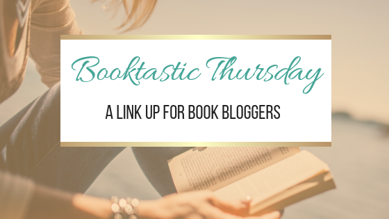 Booktastic Thursday (27th December 2018). A link up for book bloggers.