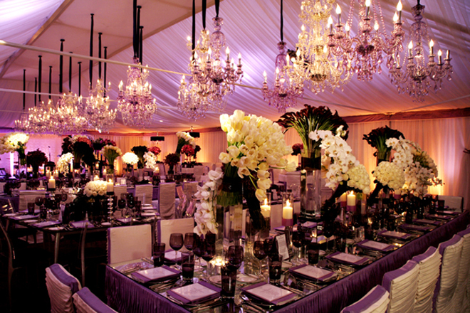 The best wedding receptions and ceremonies of 2012 belle the from part 5 of i heart long tables junglespirit Choice Image