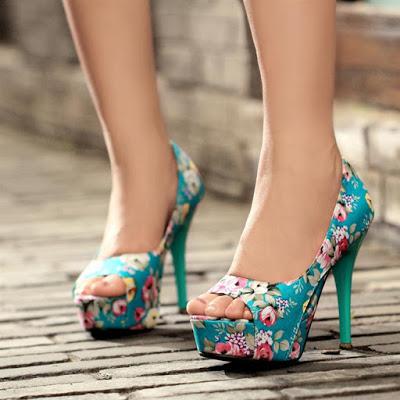 Model Sandal High Heels Cantik Terbaru