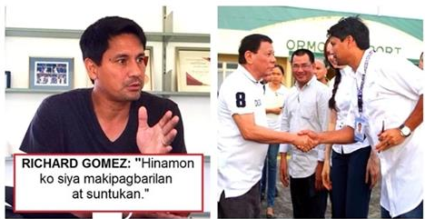 2v8lkIv Mayor Gomez admitted that a brgy. captain made him lose his temper: 'That's true… Nag-init ulo ko'