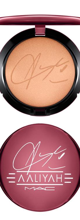 M·A·C Cosmetics Aaliyah Bronzing Powder