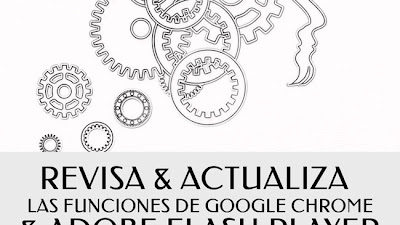 Revisa & Actualiza Las Funciones De Google Chrome & Adobe Flash Player