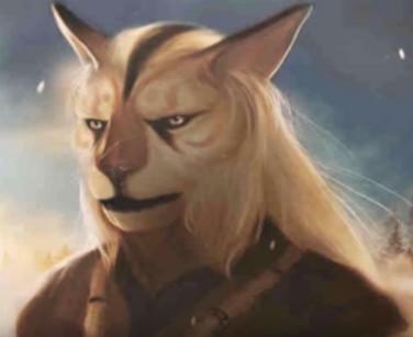 Lyran Feline Race