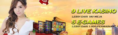 QQMEGA368.COM agen judi bola, Live Casino, E-Games, Keno, Poker terbesar dan terpercaya di Indonesia yang menawarkan fasilitas permainan judi lengkap dengan 1 akun