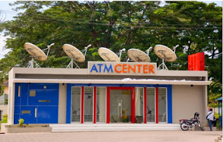 Atm center di galuh mas