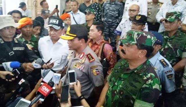 Densus 88 Diterjunkan Selidiki Penyerangan Gereja St Lidwina, Giliran Ulama dan Ustadz Diteror Kok Nggak Nongol?