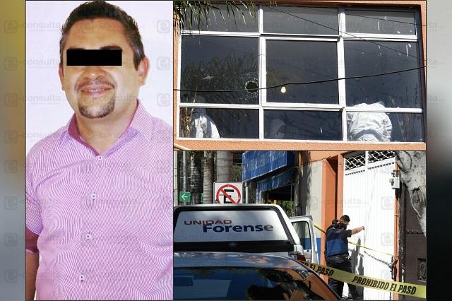 Asesinan a colaborador de Jiménez Merino