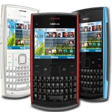Spesifikasi Handphone Nokia X2-01