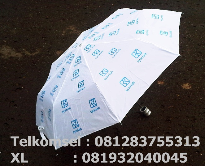 payung promosi, payung lipat, souvenir payung lipat, payung hujan, souvenir payung, payung souvenir