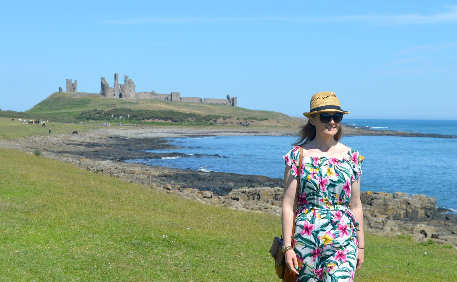 Walking from Craster to Dunstanburgh