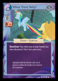 My Little Pony Whoa There Nelly! Premiere CCG Card