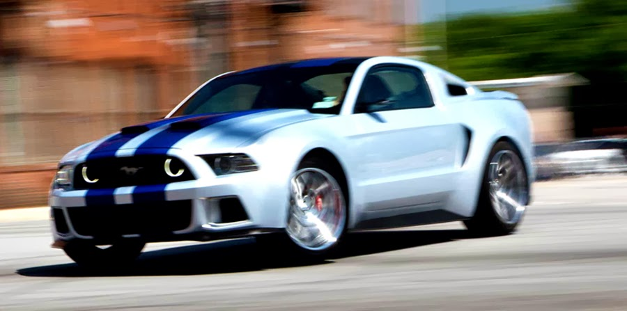 Maşina erou a filmului Need For Speed: Ford Mustang 2015