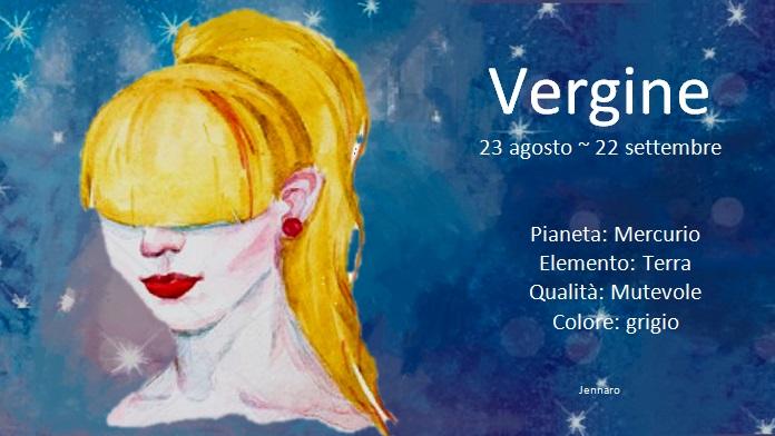 Oroscopo maggio 2019 Vergine