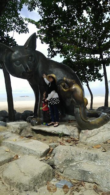 Hatyai Day 2 | Shamila Beach, Songkhla, shamila beach, pantai shamila, songkhla, tempat menarik di hatyai, tempat menarik di songkhla, visit thailand, melawat thailand, tempat menarik di thailand, thailand best place, thailand, songkhla, hatyai, bercuti di hatyai, bercuti di songkhla,
