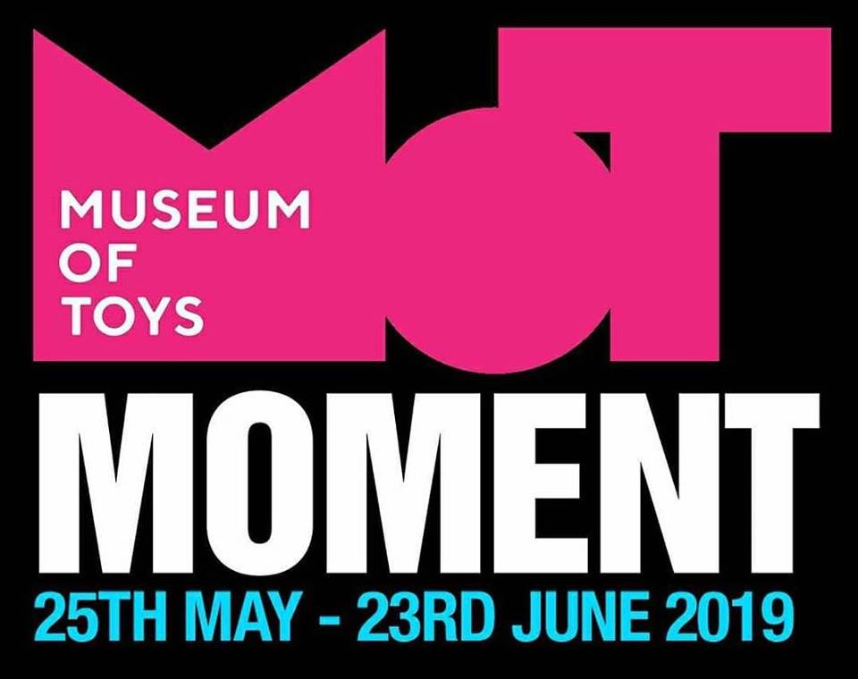 MUSEUM OF TOYS MOMENT in Jakarta (May 25 - June 23/2019)
