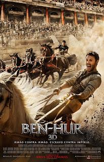 "Poster do filme ""Ben Hur"""