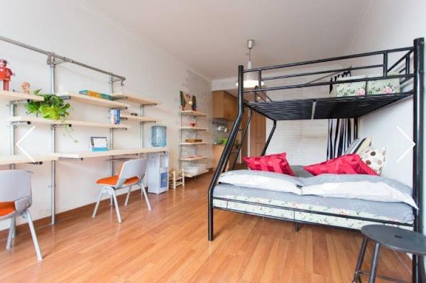 姚廷廷的 airbnb 房源之一